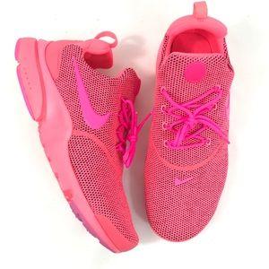 Nike Presto Fly Se Vibrant Pink Sneaker Shoes Sz 9